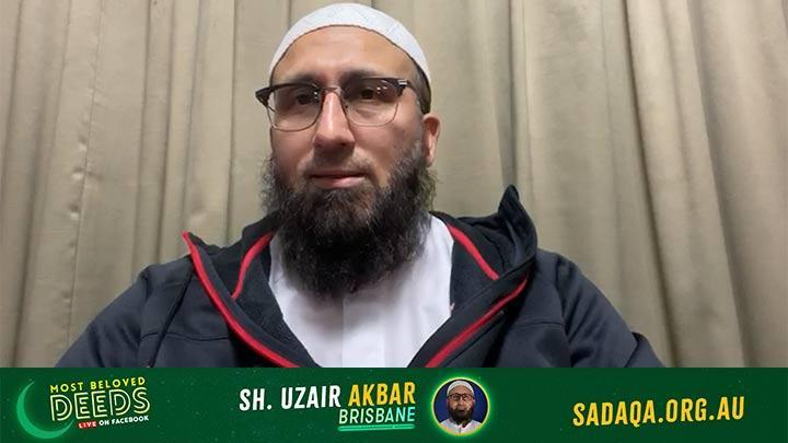 Path to Al-Qadr - Message from Sh Uzair Akbar